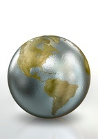 Metallic Earth, artwork