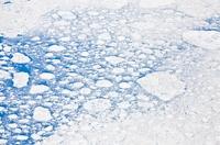 Ice, Hudson Bay, Canada