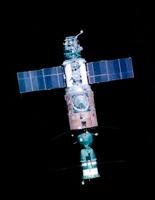 Salyut 6 Soviet space station