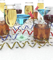 Alcohol metabolism gene, conceptual image