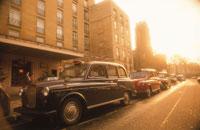 タクシー  ロンドン イギリス