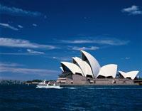 オペラハウス        シドニー  オーストラリア