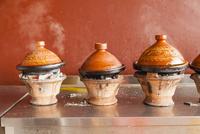 タジン鍋 01881421326| 写真素材・ストックフォト・画像・イラスト素材|アマナイメージズ