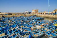 港とボート