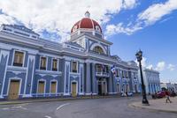 シエンフエゴスの旧行政府宮殿