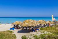 カリブ海のビーチ