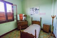 チェ・ゲバラの家の内部