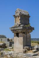 クサントス遺跡