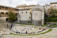 ローマ時代の劇場