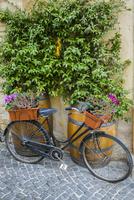 自転車 01881426299  写真素材・ストックフォト・画像・イラスト素材 アマナイメージズ