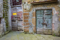 ピティリアーノの街角 01881426488| 写真素材・ストックフォト・画像・イラスト素材|アマナイメージズ