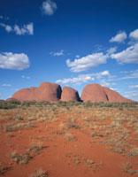 マウント・オルガ オーストラリア 01882015612  写真素材・ストックフォト・画像・イラスト素材 アマナイメージズ