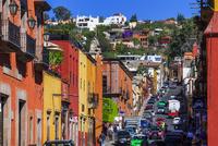 サン・フランシスコ通り 01888612048| 写真素材・ストックフォト・画像・イラスト素材|アマナイメージズ