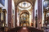 ラスモンハス教会,内部 01888612070| 写真素材・ストックフォト・画像・イラスト素材|アマナイメージズ