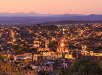 街並み(展望台から撮影),俯瞰,夜景
