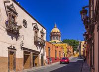 ラスモンハス教会とZacateros通り