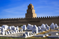 グランド・モスクと墓地