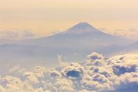 富士山 空撮