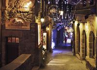 グランド・リュ/夜景 01888613605| 写真素材・ストックフォト・画像・イラスト素材|アマナイメージズ