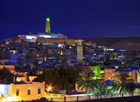 ガルダイアの町並み/夜景