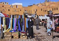 ガルダイアのマーケット