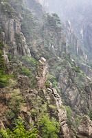 西海峡谷(排雲亭から撮影)
