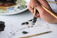 景徳鎮陶磁歴史文化博覧区/手工作坊 01888614125  写真素材・ストックフォト・画像・イラスト素材 アマナイメージズ