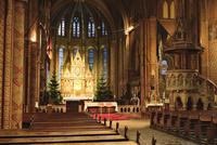 マーチャーシュ聖堂/主祭壇 01888614472| 写真素材・ストックフォト・画像・イラスト素材|アマナイメージズ