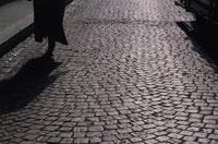 ストラスブールの石畳 フランス