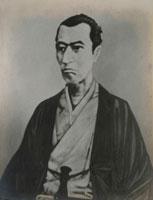 吉田松陰の肖像写真
