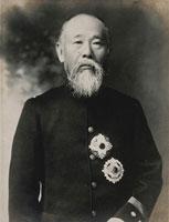 伊藤博文の肖像写真