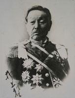 井上馨の肖像写真