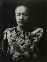 桂太郎の肖像写真