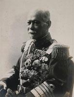 山本権兵衛の肖像写真