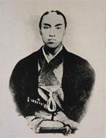 小松帯刀の肖像写真