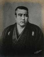 西郷隆盛の肖像写真