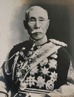 山県有朋の肖像写真