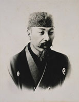 品川弥二郎の肖像写真