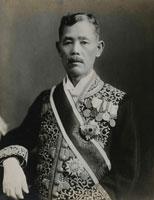 若槻禮次郎の肖像写真