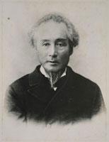 勝安芳(海舟)の肖像写真