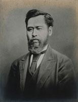 森有禮の肖像写真