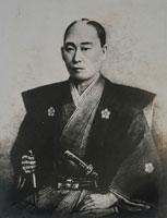 梅田雲浜の肖像写真