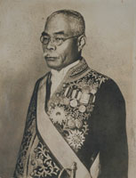 濱口雄幸の肖像写真