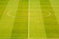 サッカーグラウンド 02022345903| 写真素材・ストックフォト・画像・イラスト素材|アマナイメージズ