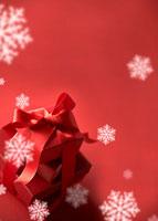クリスマスプレゼントと雪