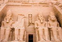 アブシンベル大神殿 02022347156| 写真素材・ストックフォト・画像・イラスト素材|アマナイメージズ