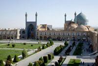 イマーム広場とイマームモスク 02022347310| 写真素材・ストックフォト・画像・イラスト素材|アマナイメージズ