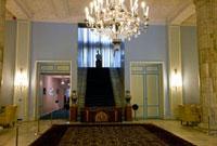 サアダーバード宮殿博物館の王の階段 02022347316  写真素材・ストックフォト・画像・イラスト素材 アマナイメージズ