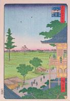 江戸百景 五百らかんさヾゐ堂