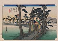 東海道五拾三次 吉原 02022347544| 写真素材・ストックフォト・画像・イラスト素材|アマナイメージズ